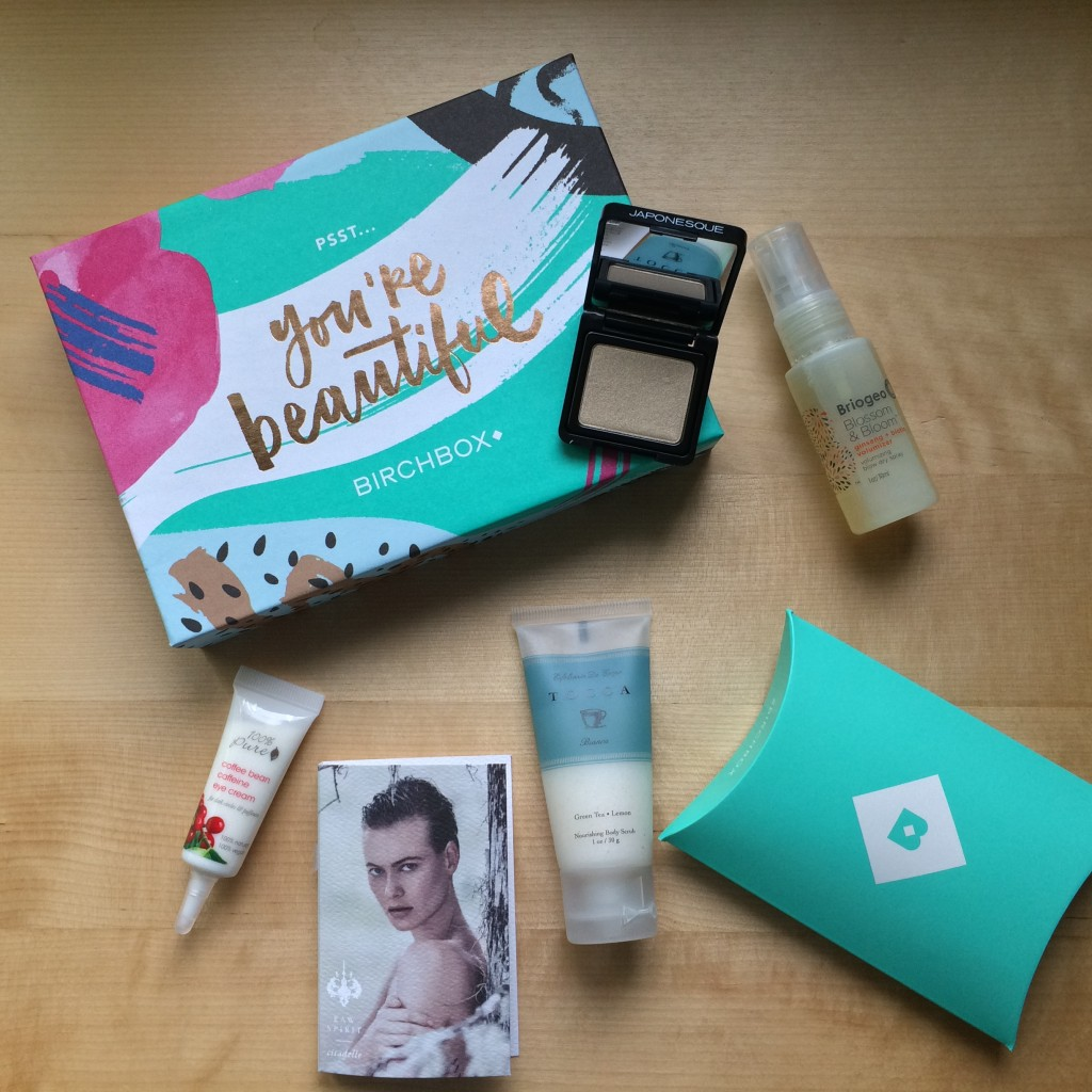 Birchbox Samples September