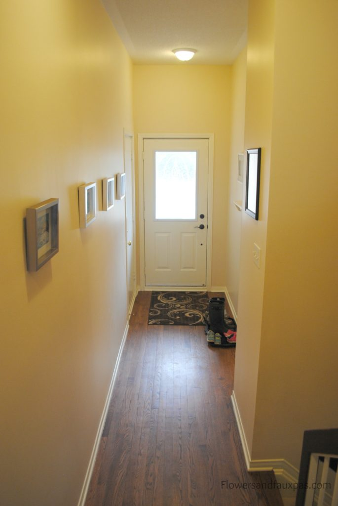 home tour front hall