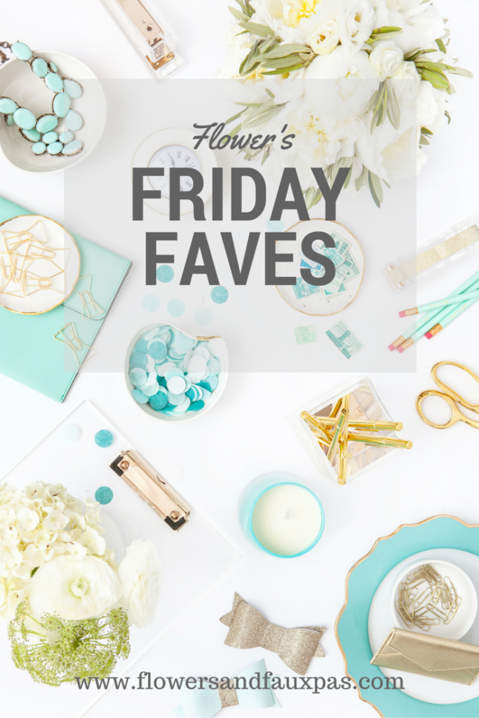 Weekly Faves